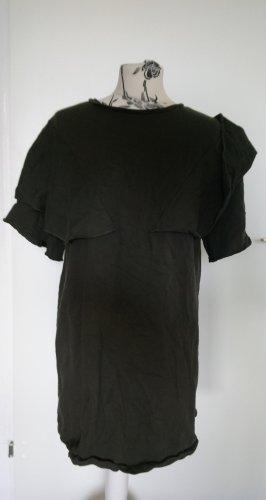 Khakifarbenes Shirt Zara L