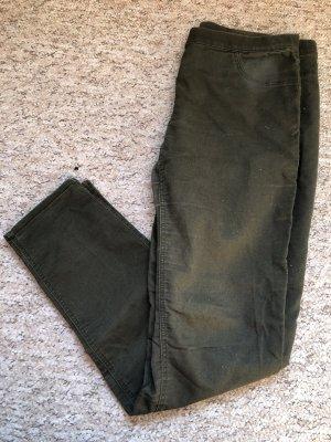 Khakigrüne Hose