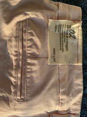 Gap Spodnie khaki różany