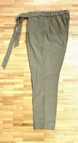 H&M Pantalone a 7/8 cachi