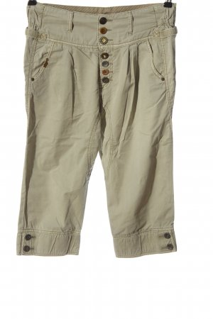 Khujo 3/4 Length Trousers natural white casual look