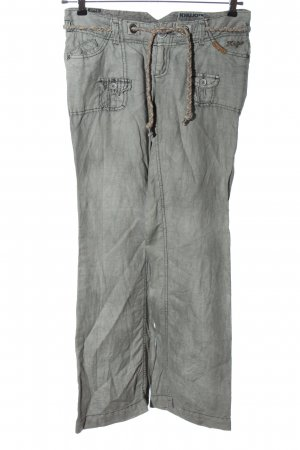 Khujo Baggy Pants light grey casual look