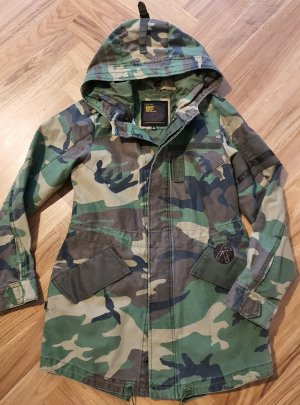 Khujo Camouflage Parka Jacke XS *jetzt noch günstiger*
