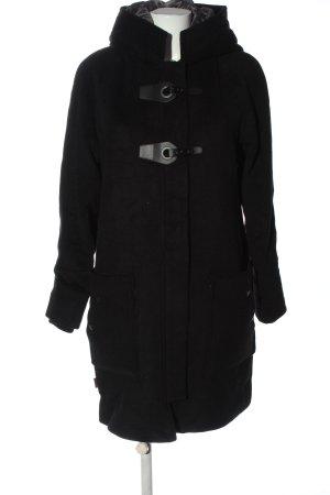 Khujo Double Jacket black casual look