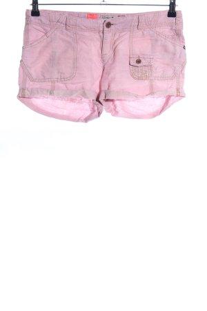 Khujo Hot Pants pink Casual-Look