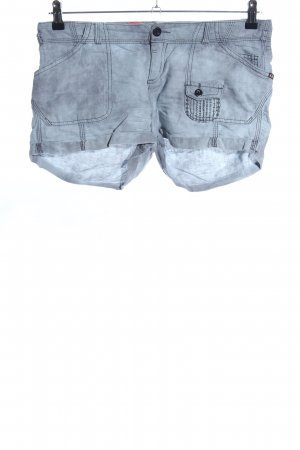 Khujo Hot Pants blau Casual-Look
