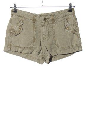 Khujo Hot Pants goldfarben Casual-Look