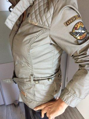 Khujo Jacke beschichtet Gr. M  für Gr.36 passend