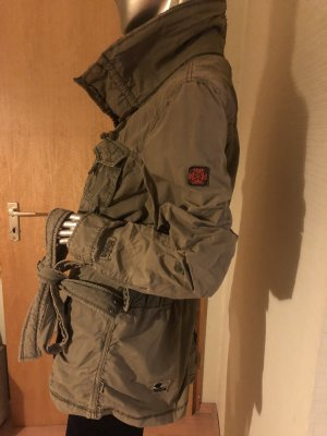 Khujo Military Jacket khaki