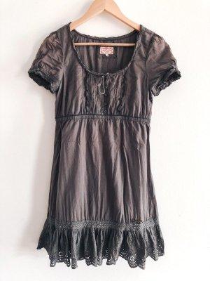 Khujo Vintage Blouse Dress multicolored cotton