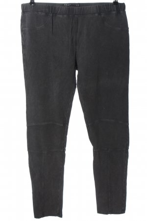 Khujo Leggings black flecked casual look