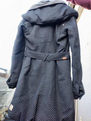 Khujo Giacca invernale nero-grigio