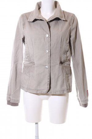 Khujo Ripstop Jacket light grey casual look