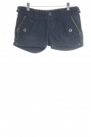 Khujo Shorts dunkelblau Casual-Look