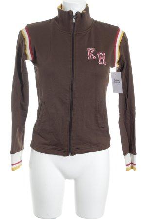Khujo Sportjacke mehrfarbig sportlicher Stil