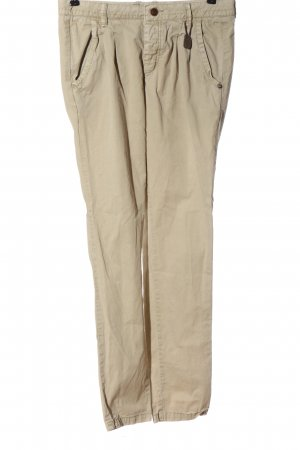 Khujo Jersey Pants cream casual look
