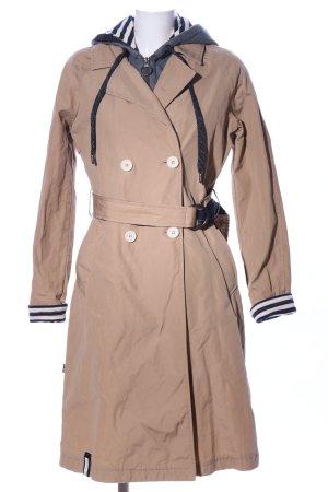 Khujo Trenchcoat braun Casual-Look