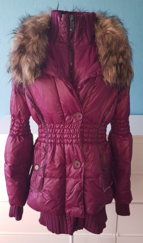 Khujo Winterjacke/Mantel, Gr. XL, bordeaux