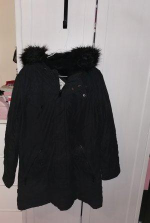 Khujo Winterjacke schwarz