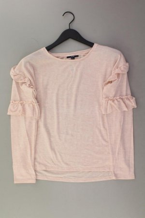 KIABI Długi sweter stary róż-różany-jasny różowy-różowy Poliester