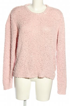 Kik Oversized Pullover pink Casual-Look
