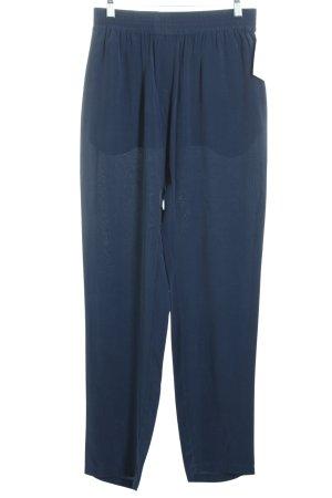 Kilian kerner Pantalon en jersey bleu foncé