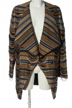 Kilian kerner Between-Seasons-Coat graphic pattern casual look