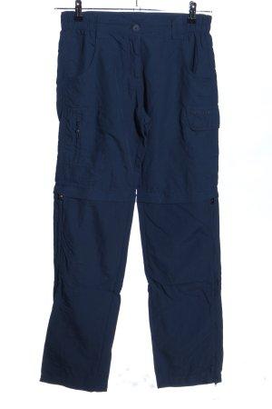 KilimAnjarO Pantalone cinque tasche blu stile casual