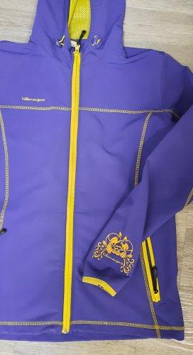 KilimAnjarO Softshell Jacket yellow-lilac
