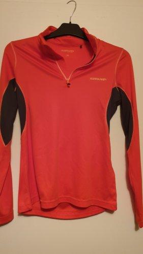 Kilimansharo Shirt Gr.34 in Orange, Funktionsshirt