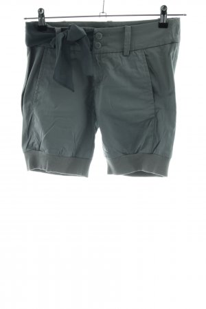 Killah High-Waist-Shorts khaki Casual-Look