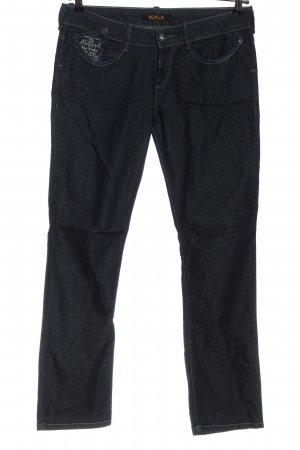 Killah Jeans taille basse bleu style décontracté