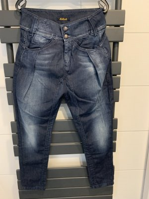 Killah Baggy Jeans dark blue