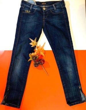 Killah Jeans vita bassa blu