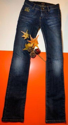 Killah Jeans vita bassa blu scuro