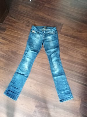 Killah Jeans cigarette bleu foncé