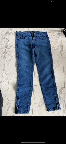 Killah Jeans cigarette bleu fluo