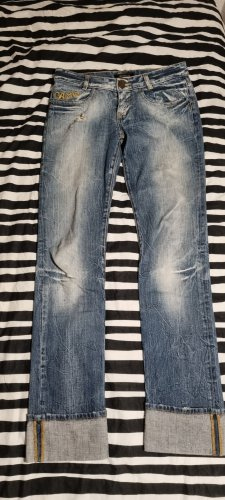 Killah 7/8 Length Trousers blue