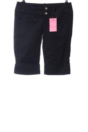 Killah Short en jean noir style décontracté