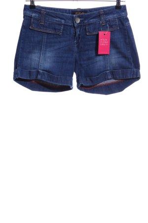 Killah Short en jean bleu style décontracté
