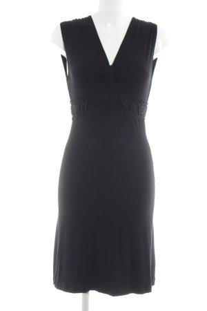 Killah Jerseykleid schwarz Elegant