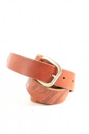 Killah Leather Belt brown business style