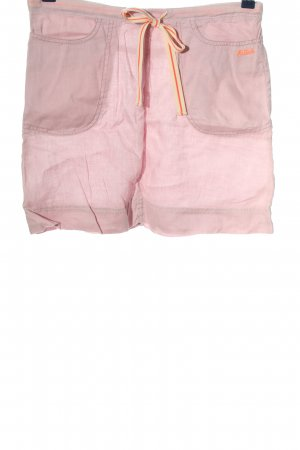 Killah Gonna in lino rosa stile casual
