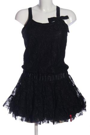 Killah Minikleid schwarz Casual-Look