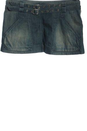 Killah Miniskirt blue casual look