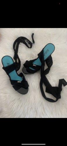Killah Platform Sandals black