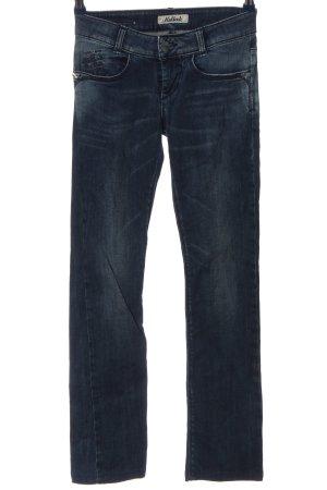 Killah Jeans cigarette noir style décontracté