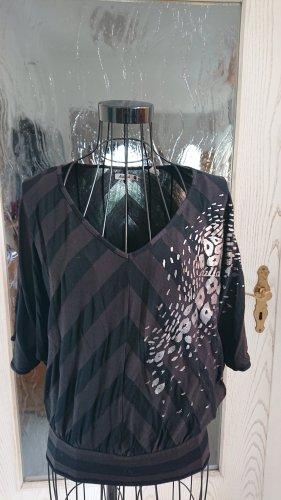 killah Shirt Gr. S, braun /schwarz /silber