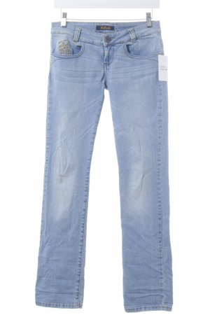 Killah Sixty Straight-Leg Jeans himmelblau Casual-Look