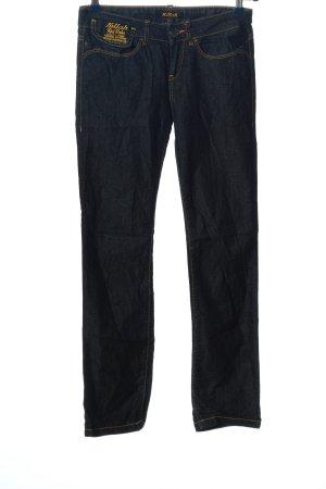 Killah Straight-Leg Jeans schwarz Casual-Look